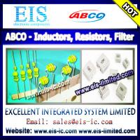 Buy cheap CR1/8W - ABCO - FIXED CARBON FILM RESISTORS - Email: sales009@eis-ic.com from wholesalers