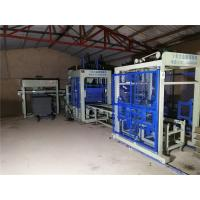 Buy cheap QTY6-15 Automatic PLC Controlled Construction Dust Interlocking Brick Block Making Machine Price List In Sri Lanka from wholesalers