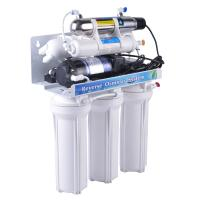 Buy cheap 5 Stage Home Drinking Reverse Osmosis Water Filtration System RO Water Filter Water purifier from wholesalers