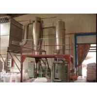 Buy cheap Rotary Industrial Flash Dryer , Kaolin Air Flash Dryer ISO9001 Certification product