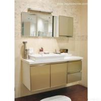 Solid Surface Kitchen Cabinet