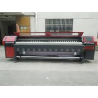 Buy cheap 3.2m Spectra Polaris 512 Solvent Printer&Outdoor Flex Banner Printing Machine the King of the Speed from wholesalers