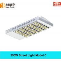 Buy cheap Natural white street lighting Meanwell power supply outdoor 250w led street lights price from wholesalers