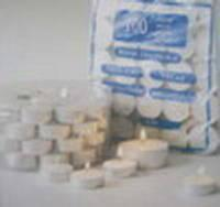 Buy cheap White Tea Light Candle product