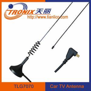 China magnetic mount vhf/uhf car tv antenna TLG7070 on sale