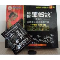 Buy cheap African Black Ant Hot Male Enhancement Prevent Premature Ejaculation Prolong Sex Time from wholesalers