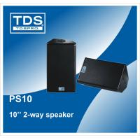 Buy cheap DJ High-end Pro Audio Equipment Stage Sound System (PS10) from wholesalers