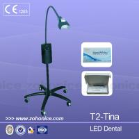 Buy cheap White Vertical Teeth Whitening Machine For Home Use With LED Light from wholesalers