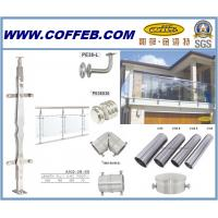 Buy cheap Balcony / Free standing / Rope / Glass stair / Swimming pool / Stainless Steel Handrail from wholesalers