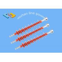 330kV, 120kN, Composite Polymer Long Rod Insulator , Gray Color