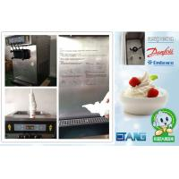 Buy cheap Stainless Steel Soft Ice Cream Vending Machine Counterop For Cafe from wholesalers