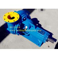 Buy cheap BETTER 250 Oilfield Centrifugal Pump 5x6x14 Mission Halco 2500 style Wear Pad Semi Open Impeller Hard Iron Blue Painting from wholesalers