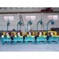China Low price OTO pulley type wire drawing machine for low carbon steel wire on sale