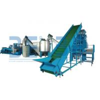 Buy cheap Waste PET Bottle Recyle Machine from wholesalers