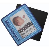 Buy cheap Promotional Photo Insert Mouse Pad With Eco-friendly Eva Base from wholesalers