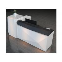 Buy cheap Convenience Store Cash Register Counter , Customized Retail Sales Counter For Retail Store from wholesalers