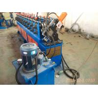 2.5 Tons 3Kw Metal Stud And Track Roll Form Machine with 10 Roller Stations