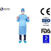 Buy cheap PP Disposable Medical Workwear Garments , Hospital Surgical Scrubs Non Woven product