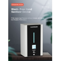 Buy cheap Multifunctional 9KG SS304 Automatic Hand Sanitiser Dispenser from wholesalers