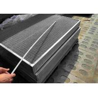 Buy cheap Side Access Demister Air Filter Mesh Pad With Screen Grids And Bracket from wholesalers