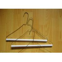 Buy cheap Laundry Hanger 16 13g Printed Metal Wire Hanger For Laundry Clothes from wholesalers