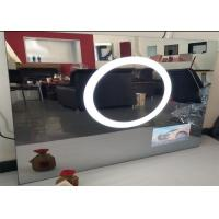 5mm Thickness Hotel Mirror Tv , Built In Mirror Lcd Tv 400cd / M2 Brightness