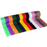 Buy cheap Strong Adhesive Colored Cloth Duct Tape For Fixing Wrapping 0.15mm - 0.28mm from wholesalers