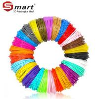 Buy cheap Pla/Abs 1.75mm 3mm 3d Printer Filament Multicolor Multi Pack Rainbow from wholesalers