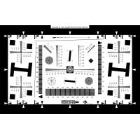 Buy cheap 3nh TE117 A REFLECTANCE HDTV cameras UNIVERSAL TEST CHART 16:9 for testing 4:3 from wholesalers