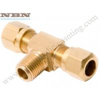 Buy cheap Hydraulic fittings Precision Turning Parts with ISO9001 from wholesalers