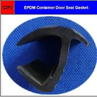 Buy cheap container EPDM  rubber door seals from wholesalers