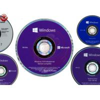 Computer System Windows 10 Pro Retail Box , Windows 10 Pro Pack 32bit / 64bit