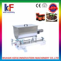Buy cheap reasonable cost pickling paste for stainless steel filling machine made in china from wholesalers