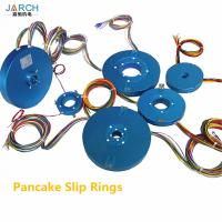 Buy cheap Alternator Electrical PCB/Pancake Slip Ring With Aluminium Alloy Housing Material from wholesalers