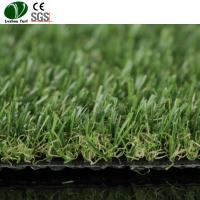 China 25mm Artificial Grass Landscaping / Kindergarten Basket Ball Laying Fake Lawn on sale