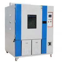 Buy cheap 1000L Laboratory Temperature Humidity Chambers With TEMI 880 LCD Touch Screen product