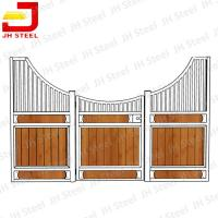 Buy cheap Stable Priefert Horse Stall Fronts Equestrian Doors Equine For Horses from wholesalers