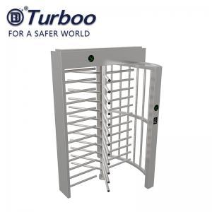 Buy cheap Stainless Steel Full Height Gate 24V Security Full Height Turnstile Gate Pedestrian Turnstile product