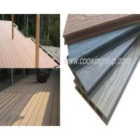 Composite decking hidden fasteners quality composite for Composite decking sale