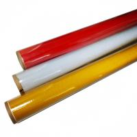 Buy cheap Honeycombe  Reflective Tape Sheets , Red White Yellow Reflective Stickers For Highway Road Signs from wholesalers