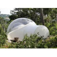 Buy cheap Customized Color Clear Inflatable Lawn Tent , Romantic Inflatable Garden Tent from wholesalers