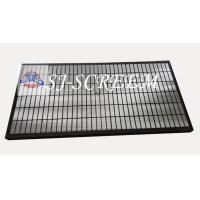 Buy cheap Solid Control Equipments Mi Swaco Shaker Screens / Shale Shaker Mesh Screen product