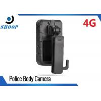 GPS 4G WIFI Night Vision Body Camera Live Streaming Police Body Worn Video Camera
