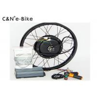 Programmable Motor Controller Bicycle Electric Conversion Kit Electric Bike Motor Kit Of