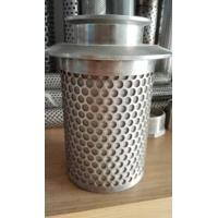 Buy cheap Stainless Steel  Metal Air Filter Oil Cartridge Center Core Water Filter Elements to Japan from wholesalers