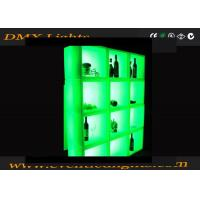 Buy cheap Green Party Decoration Led Furniture 4400ma With Recycled Plastic from wholesalers
