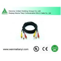 Buy cheap 3rca to 3rca rca cable product