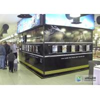 Buy cheap 12 People Motion Rides 6D Movie Theater With Cabin Box Simplest Structure product