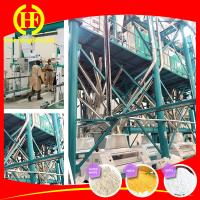 Buy cheap Complete Set Corn Flour Milling Line from wholesalers