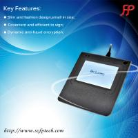 Buy cheap 3.5inches digital electronic signature pad connect POS device for payment transaction from wholesalers